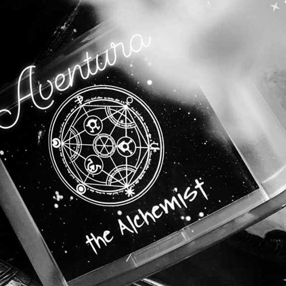 Logo of The Alchemist at Aventura