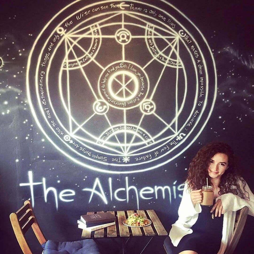 Photo of The Alchemist Café Indoor Décor