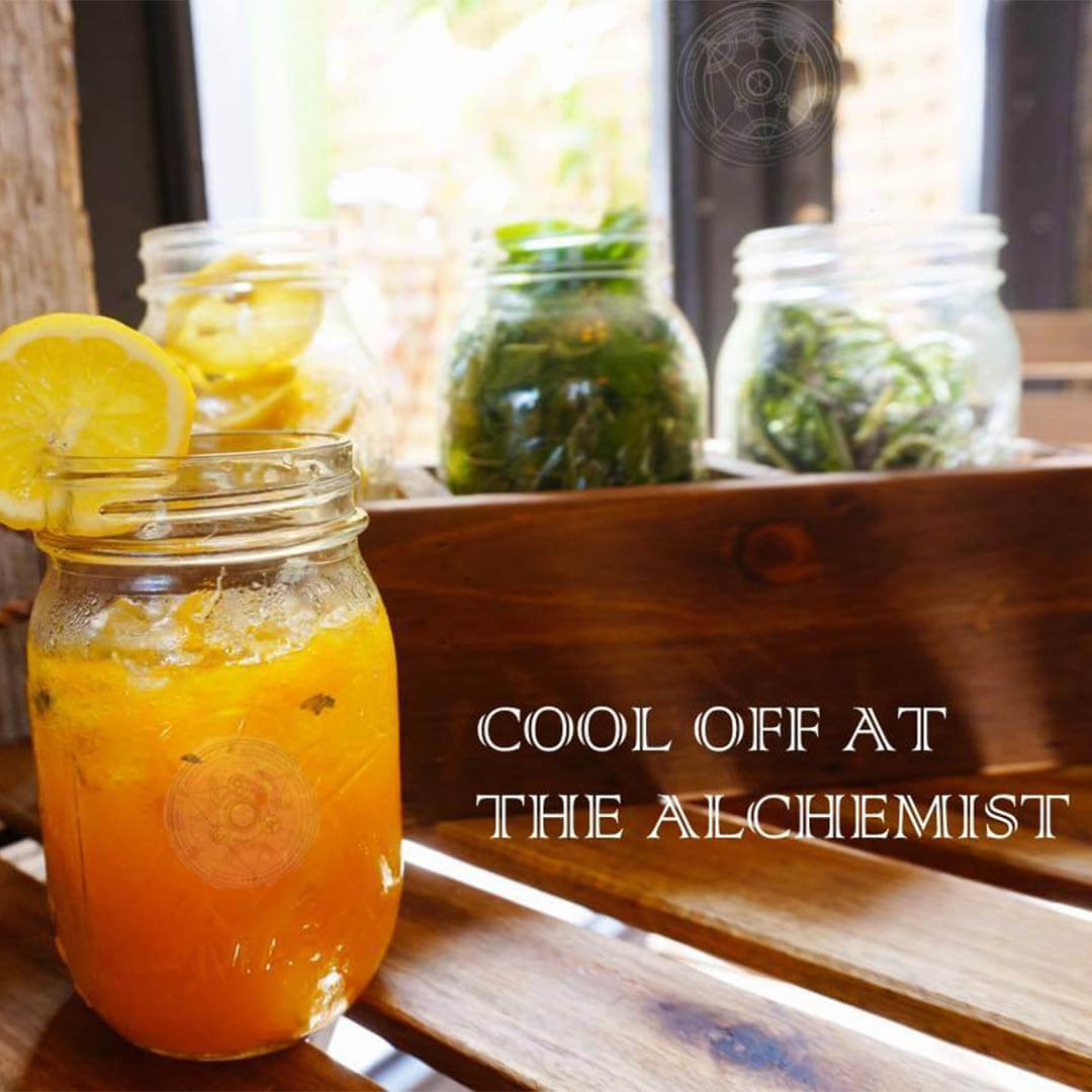 Photo of Cool off at the alchemist